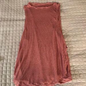 lululemon athletica Tops - Lululemon yoga workout tank top shirt size 4 small